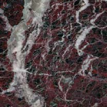 red levanto marble for internal